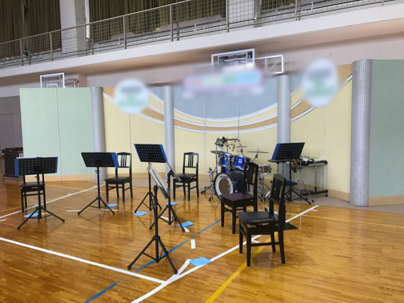 訪問演奏会(四国中央市)
