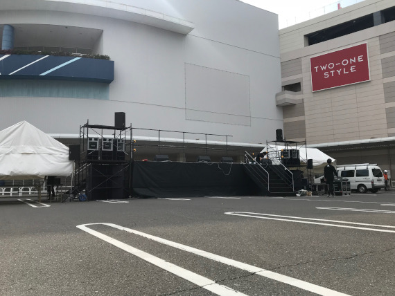STU48さん 野外イベント(香川) 01