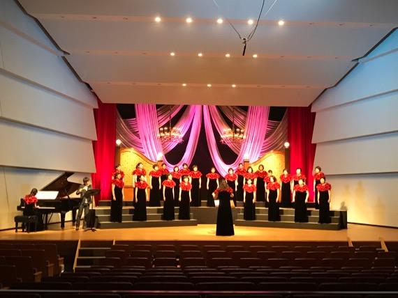 合唱団35周年公演(ユープラザうたづ)