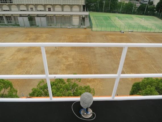 番組ロケ 仮設ステージ&カメラ台(高知県) 03