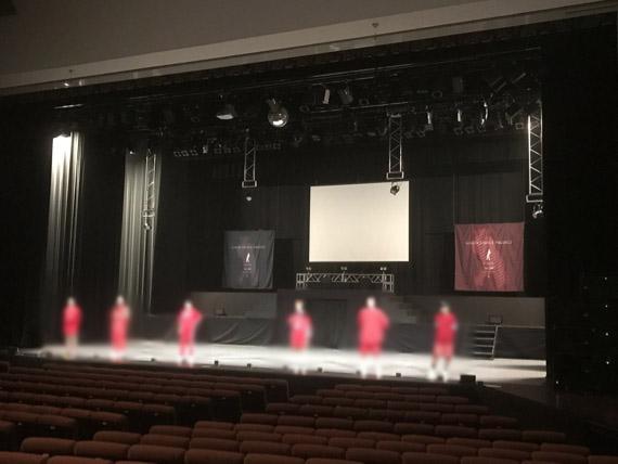 ダンススクール発表会(大阪府)